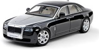 phantom ghost car kyosho rolls royce ghost 1 18 by kyosho diecast scale model car