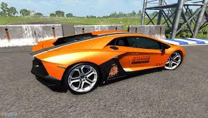 Aventador For Beamng Drive