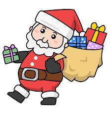 animated santa animated santa claus clipart free clip free clip