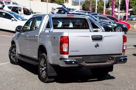 holden car truck 2017 holden colorado ltz rg duttons