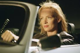 Kill Bill Meme - uma thurman could have died in car crash experts say