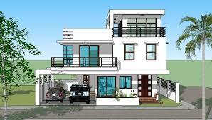 house designer modern 2 storey w roofdeck house designer and builder 3 bedrooms