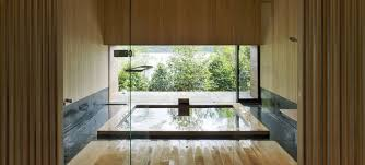 Outside Bathroom Ideas by The Art Of The Japanese Bath Ja U