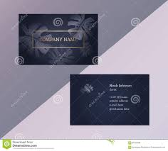 100 double sided business cards template material design