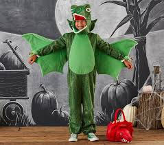 Toddler Dragon Halloween Costumes Dragon Costume Green Pottery Barn Kids
