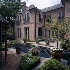 chic downspout vogue houston traditional exterior image ideas with