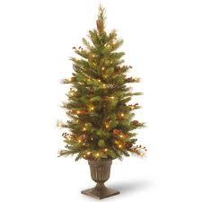 pre lit 4 faux pine tree reviews joss