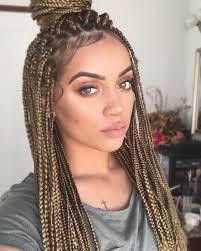 box plaits hairstyles box braids hairstyles girlterest