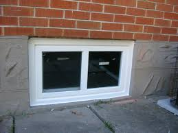best how to replace a basement window in concrete home design