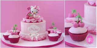 kitty u201d birthday cake u0026 cupcakes u2013 fernanda abarca cakes