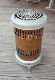 vintage electric heater lamp hometalk
