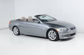 bmw series 5 convertible 2013 used bmw 3 series premium package top convertible at