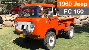 jeep forward control 1960 jeep fc 150 walkaround in malibu carnichiwa com youtube