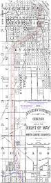North Shore Chicago Map by North Shore Sanitary Canal