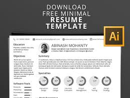Resume Templates For Indesign Indesign Template Free Hexagon Vita Resume Cv By Sven Kaiser