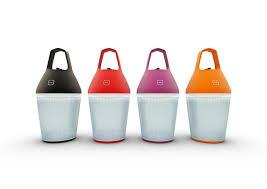 portable rechargeable solar lamp david report