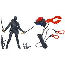 g i joe 2 retaliation action figure snake eyes toys