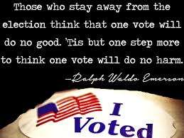 inspirational quotes about voting for election day inspirational
