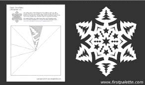 paper snowflake patterns printable templates u0026 coloring pages