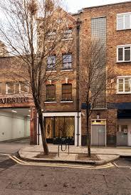 a narrow 19th century constructing transformed into modern london