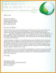 5 grant proposal cover letter proposal template 2017