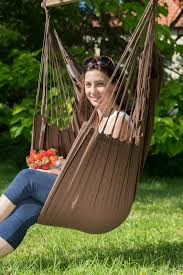 modesta arabica organic cotton basic hammock chair