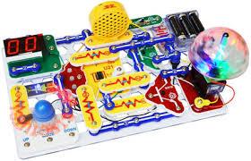 snap circuits junior toys