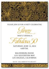 50th birthday party invitation ideas image collections