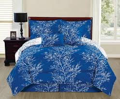 Blue And White Comforters Blue And Brown Bedding Sets U2013 Ease Bedding With Style