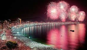 top south america cities for 2018 new years
