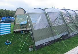 outwell montana 6 man tent front porch extension in high peak