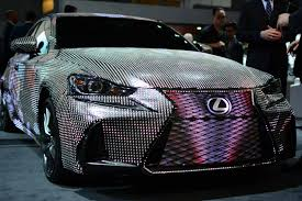 manhattan lexus review 2017 new york international auto show automotive rhythms