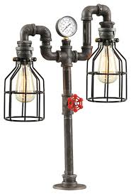 steampunk lighting houzz