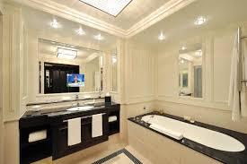 bathroom mirrors amazing tv in the bathroom mirror popular home