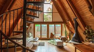 a frame house plans with loft houzz tv showing creative side in a classic los angeles a frame