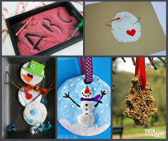 15 adorable yet simple christmas activities path through the