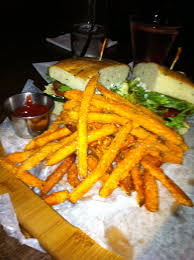 kitchen nightmares return downcity adventures rhode veggie sandwich with sweet potato fries