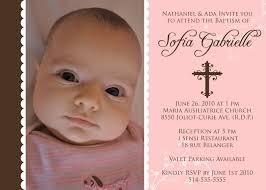 birthday and baptism invitations 1st birthday and baptism