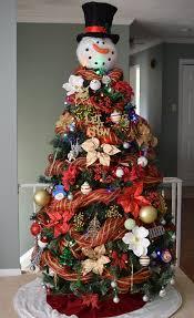 room decor snowman decorations for christmas tree snowman