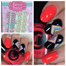 ehmkay nails lady queen nail art stickers
