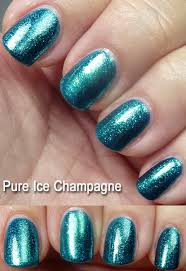 paillette a little nail polish journal pure ice dupes itself and