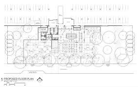 Floor Plans For A Restaurant by Latest Plans Reveal Redesigned Restaurant For Maggie Daley Park