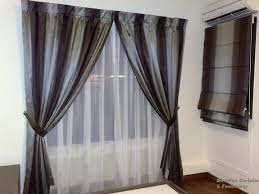 Blind Curtain Singapore Curtain N Blinds Decorate The House With Beautiful Curtains