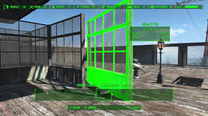 fallout 4 build a barn with slanted roofs and windows part 1