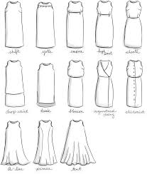 dress styles 41 insanely helpful style charts every woman needs right now