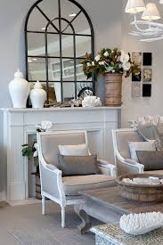 Tall Christmas Mantel Decorations by Best 25 Mantle Mirror Ideas On Pinterest Fireplace Mirror
