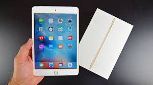 ipad mini 4 64gb black friday apple ipad mini 4 unboxing u0026 review youtube