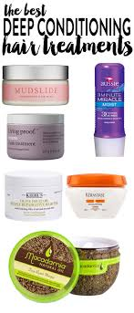 best hair masks for dry damaged hair the best deep conditioning hair treatments my newest addiction