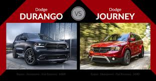 compare dodge durango 2016 dodge durango vs dodge journey carsforsale com