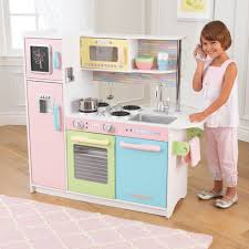 modern toy kitchen time to cook up a little fun our uptown pastel kitchen has a hip